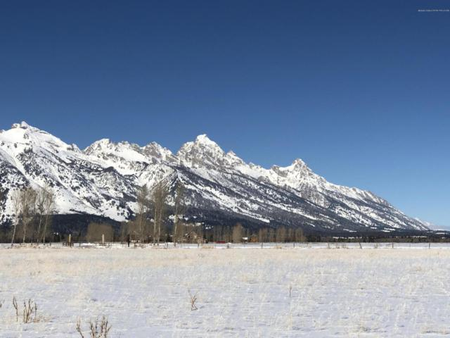 7510 Ryegrass Rd, Jackson, WY 83001 (MLS #18-1329) :: Sage Realty Group