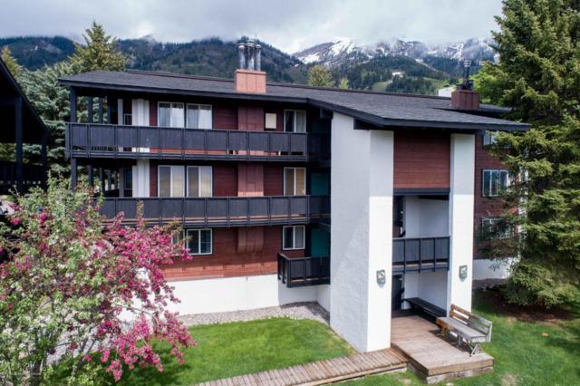 7180 N Rachel Way B-10, Teton Village, WY 83025 (MLS #18-1351) :: West Group Real Estate