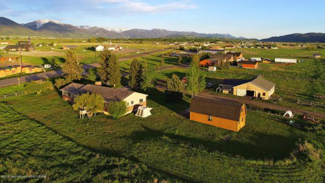 102295 Hwy 89 South, Thayne, WY 83127 (MLS #18-1373) :: Sage Realty Group