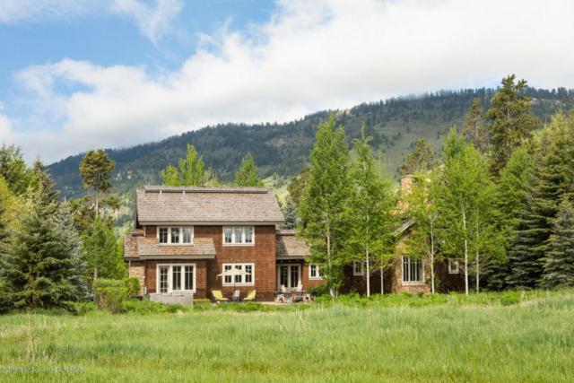 2714 N Teton Pines Dr, Wilson, WY 83014 (MLS #18-1374) :: West Group Real Estate