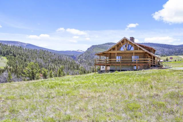 196 Soda Springs Dr, Dubois, WY 82513 (MLS #18-1531) :: West Group Real Estate