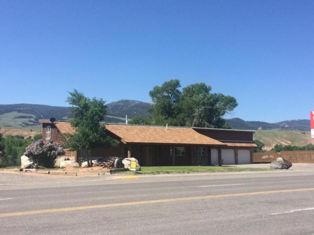 308 S 1ST St, Dubois, WY 82513 (MLS #18-1587) :: West Group Real Estate