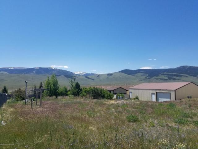 623 Mountain View Dr, Dubois, WY 82513 (MLS #18-1681) :: Sage Realty Group