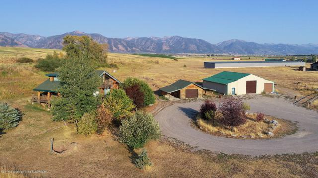 102278 Hwy 89, Thayne, WY 83127 (MLS #18-1717) :: West Group Real Estate