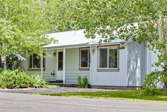 2120 Corner Creek Lane, Jackson, WY 83001 (MLS #18-1906) :: Sage Realty Group
