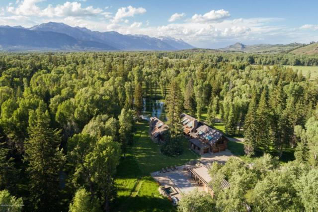 1275 S Ely Springs Rd, Jackson, WY 83001 (MLS #18-1938) :: Sage Realty Group