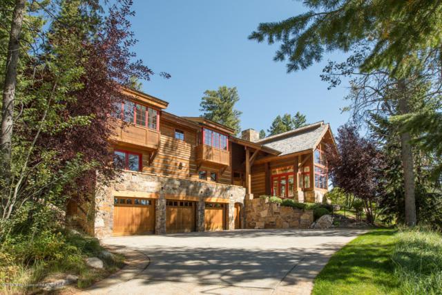 7750 N Granite Ridge Road, Teton Village, WY 83025 (MLS #18-1939) :: West Group Real Estate