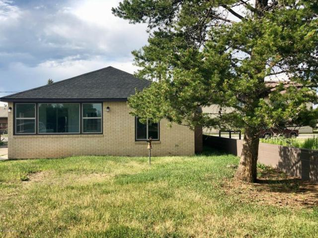 123 E A St, Pinedale, WY 82941 (MLS #18-1951) :: West Group Real Estate
