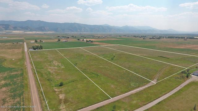 LOT 1 South Crown Ranch Road, Auburn, WY 83111 (MLS #18-1995) :: West Group Real Estate