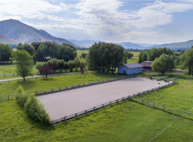 2030 &2040 South Park Ranch Road, Jackson, WY 83001 (MLS #18-2130) :: West Group Real Estate