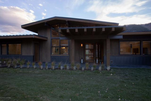15465 Tall Timber Rd, Jackson, WY 83001 (MLS #18-2269) :: Sage Realty Group