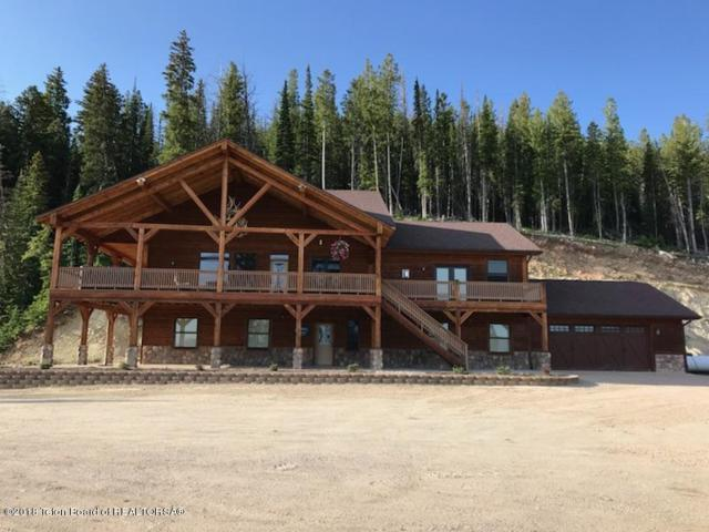 80 Pine Butte Rd, Cora, WY 82925 (MLS #18-229) :: Sage Realty Group