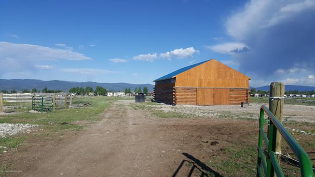 LOTS 33 & 34 ON HOBACK Drive, Thayne, WY 83127 (MLS #18-2314) :: West Group Real Estate