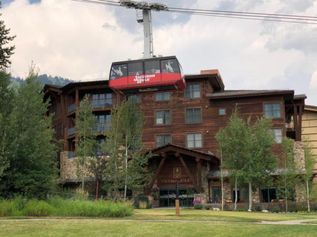 3340 W Cody Ln, Teton Village, WY 83025 (MLS #18-2315) :: Sage Realty Group