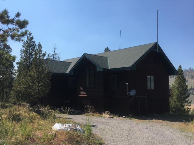 18 Wild Hog Dr, Dubois, WY 82513 (MLS #18-2519) :: West Group Real Estate