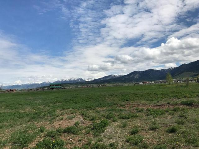 LOT 4 Silver Spur Trail, Etna, WY 83118 (MLS #18-2537) :: West Group Real Estate