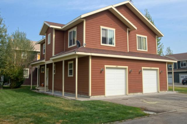 405 Forest View Dr #20, Driggs, ID 83422 (MLS #18-2568) :: Sage Realty Group