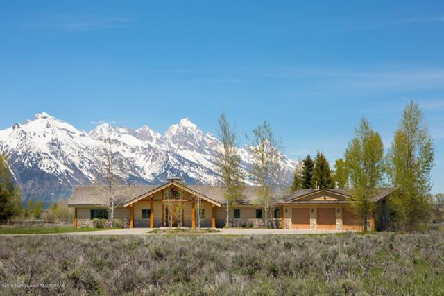 2 Huckleberry Dr, Jackson, WY 83001 (MLS #18-2585) :: Sage Realty Group