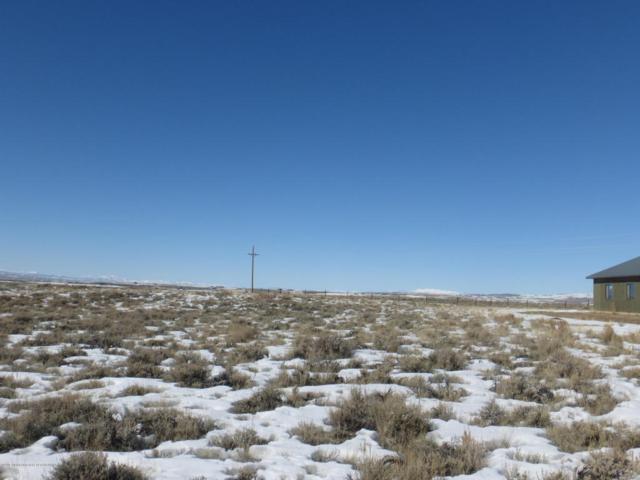 LOT12 BLK1 Sauk Trail, Boulder, WY 82923 (MLS #18-267) :: Sage Realty Group
