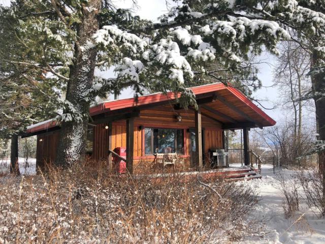 1350 N Old Trail Drive, Wilson, WY 83014 (MLS #18-2878) :: Sage Realty Group