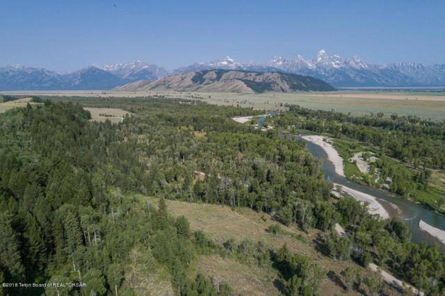 6790 Highlands Dr, Kelly, WY 83011 (MLS #18-2892) :: Sage Realty Group