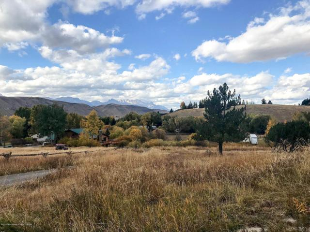 855 Upper Cache Creek Dr, Jackson, WY 83001 (MLS #18-2895) :: Sage Realty Group