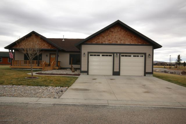 870 Grace Ln, Pinedale, WY 82941 (MLS #18-3032) :: West Group Real Estate