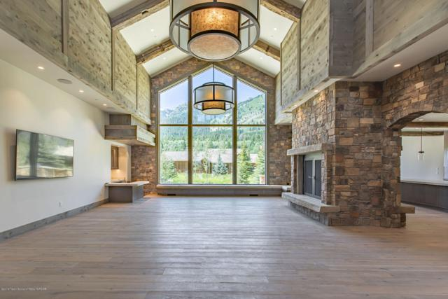 7085 Jensen Canyon Road, Teton Village, WY 83025 (MLS #18-3155) :: West Group Real Estate