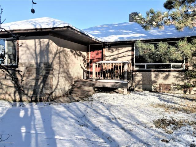 1200 Co Rd 117, Thayne, WY 83127 (MLS #18-3175) :: Sage Realty Group