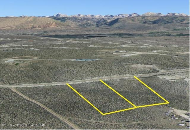 Lot 152 Merrimac Trl, Boulder, WY 82923 (MLS #18-3233) :: Sage Realty Group