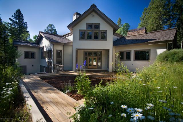 6840 N Ellen Creek Rd, Teton Village, WY 83025 (MLS #18-3307) :: Sage Realty Group