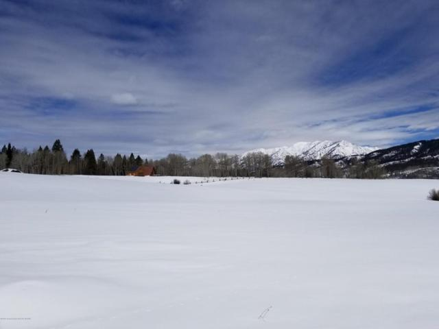 LOT 1 Alpine Retreat 2, Alpine, WY 83128 (MLS #18-369) :: West Group Real Estate