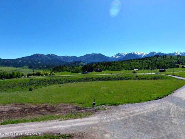 LOT 24 Meagan Road, Alpine, WY 83128 (MLS #18-378) :: West Group Real Estate