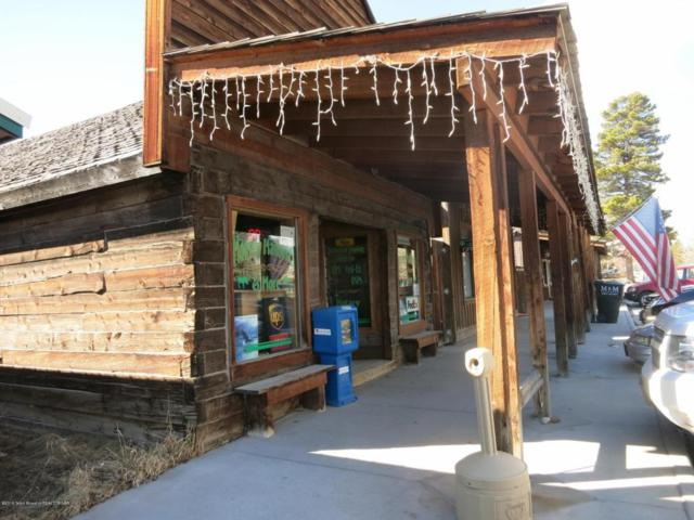 34 N Franklin Ave, Pinedale, WY 82941 (MLS #18-458) :: Sage Realty Group