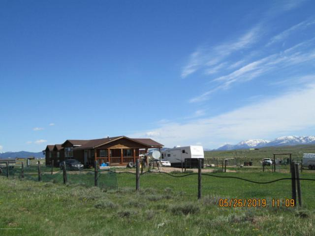 8 Chief Joseph Rd, Daniel, WY 83115 (MLS #18-483) :: Sage Realty Group