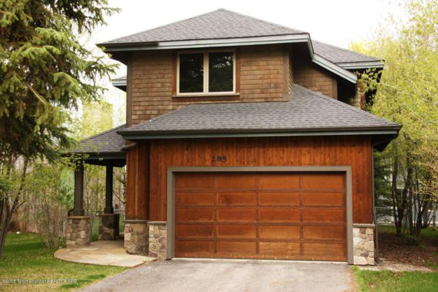 285 Moran, Jackson, WY 83001 (MLS #18-540) :: West Group Real Estate