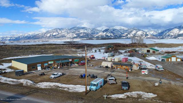102278 Hwy 89, Thayne, WY 83127 (MLS #18-589) :: West Group Real Estate