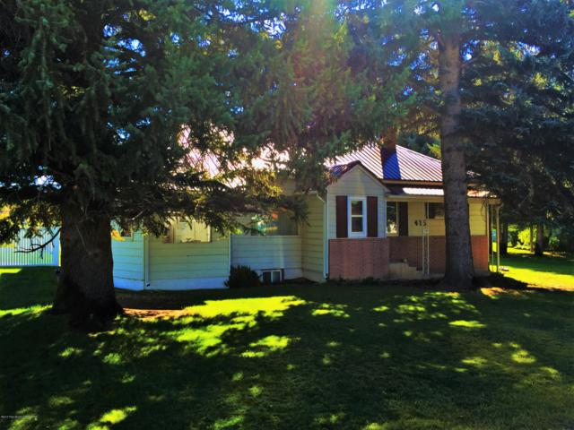 415 Sage Street, Cokeville, WY 83114 (MLS #18-591) :: Sage Realty Group