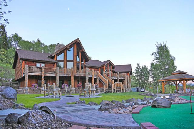 100 Codman Way, Alpine, WY 83128 (MLS #18-624) :: West Group Real Estate