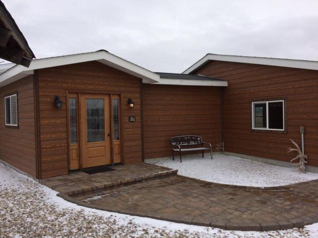32 Hawken Ln, Pinedale, WY 82941 (MLS #18-813) :: Sage Realty Group