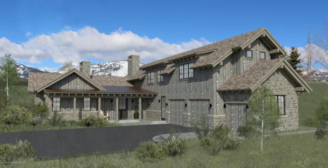 2785 W Marsh Hawk Ln, Jackson, WY 83001 (MLS #18-9) :: West Group Real Estate