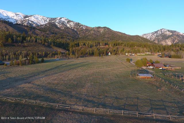 LOT 55B Elkhorn Dr, Alpine, WY 83128 (MLS #18-940) :: Sage Realty Group