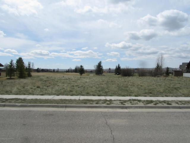 LOT 29 Club House Road, Pinedale, WY 82941 (MLS #18-974) :: West Group Real Estate