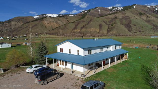 681 N 100 E, Afton, WY 83110 (MLS #19-1134) :: Sage Realty Group