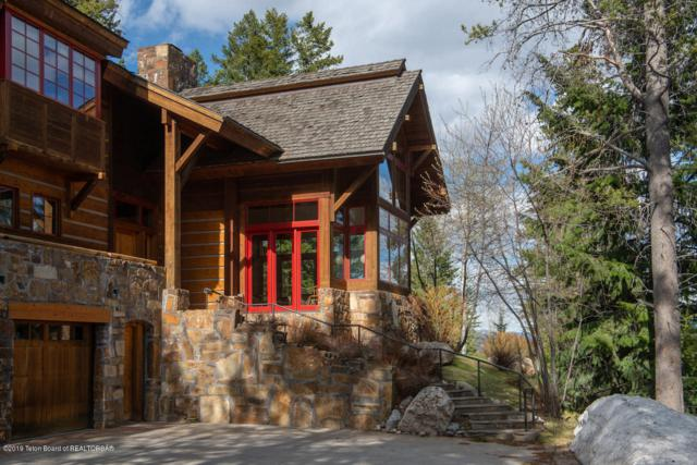 7750 N Granite Ridge Road, Teton Village, WY 83025 (MLS #19-1288) :: Sage Realty Group