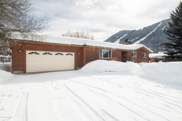 310 Clissold St, Jackson, WY 83001 (MLS #19-149) :: West Group Real Estate