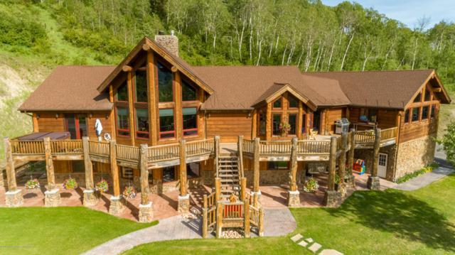 100 Codman Way, Alpine, WY 83128 (MLS #19-1497) :: West Group Real Estate