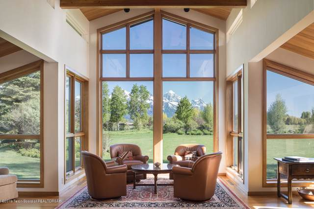 165 Huckleberry Drive, Jackson, WY 83001 (MLS #19-1542) :: West Group Real Estate