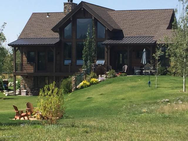 3854 N Stateline Rd, Alta, WY 83414 (MLS #19-1572) :: Sage Realty Group
