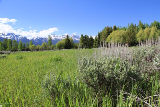 100 Huckleberry Dr, Jackson, WY 83001 (MLS #19-1584) :: Sage Realty Group